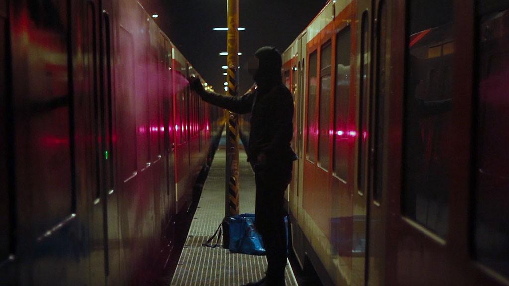 MOSES TAPS Graffiti: Peintres et Vandales graffiti documentary film france4 tv5 monde