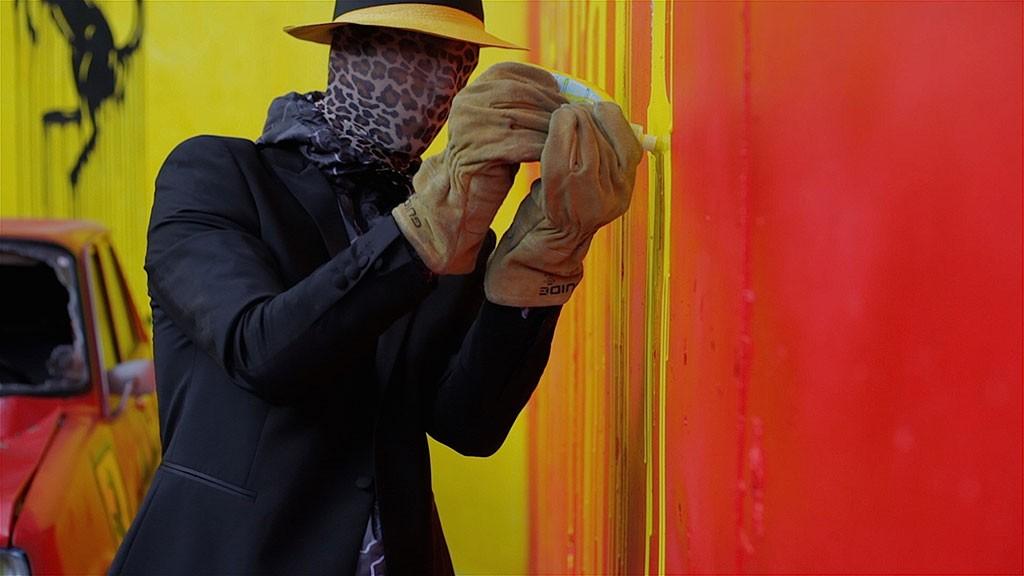 ZEVS Graffiti: Peintres et Vandales graffiti documentary film france4 tv5 monde