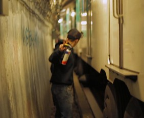 Graffiti: Paintres et Vandales - graffiti documentary by Amine Bouziane The Grifters Journal