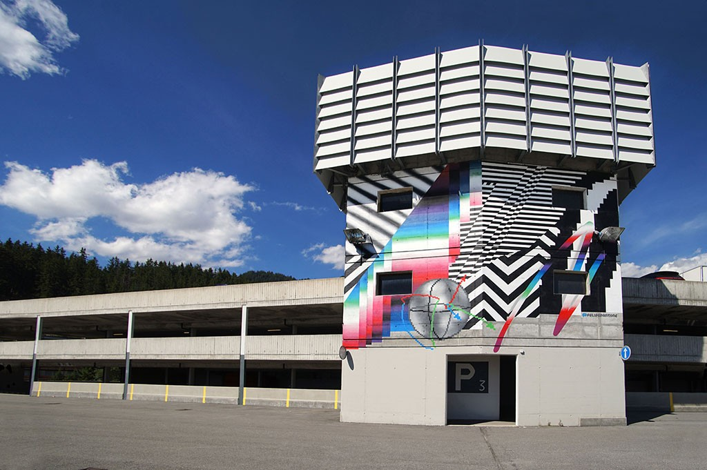 Portrati of an Artists Felipe Pantone Selina Miles The Grifters Journal