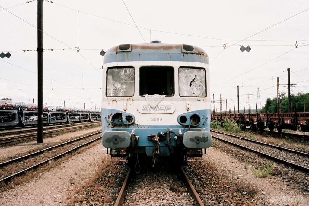 Interview With Traindriver Photographer SNCF Anatole PSL The Grifters Journal