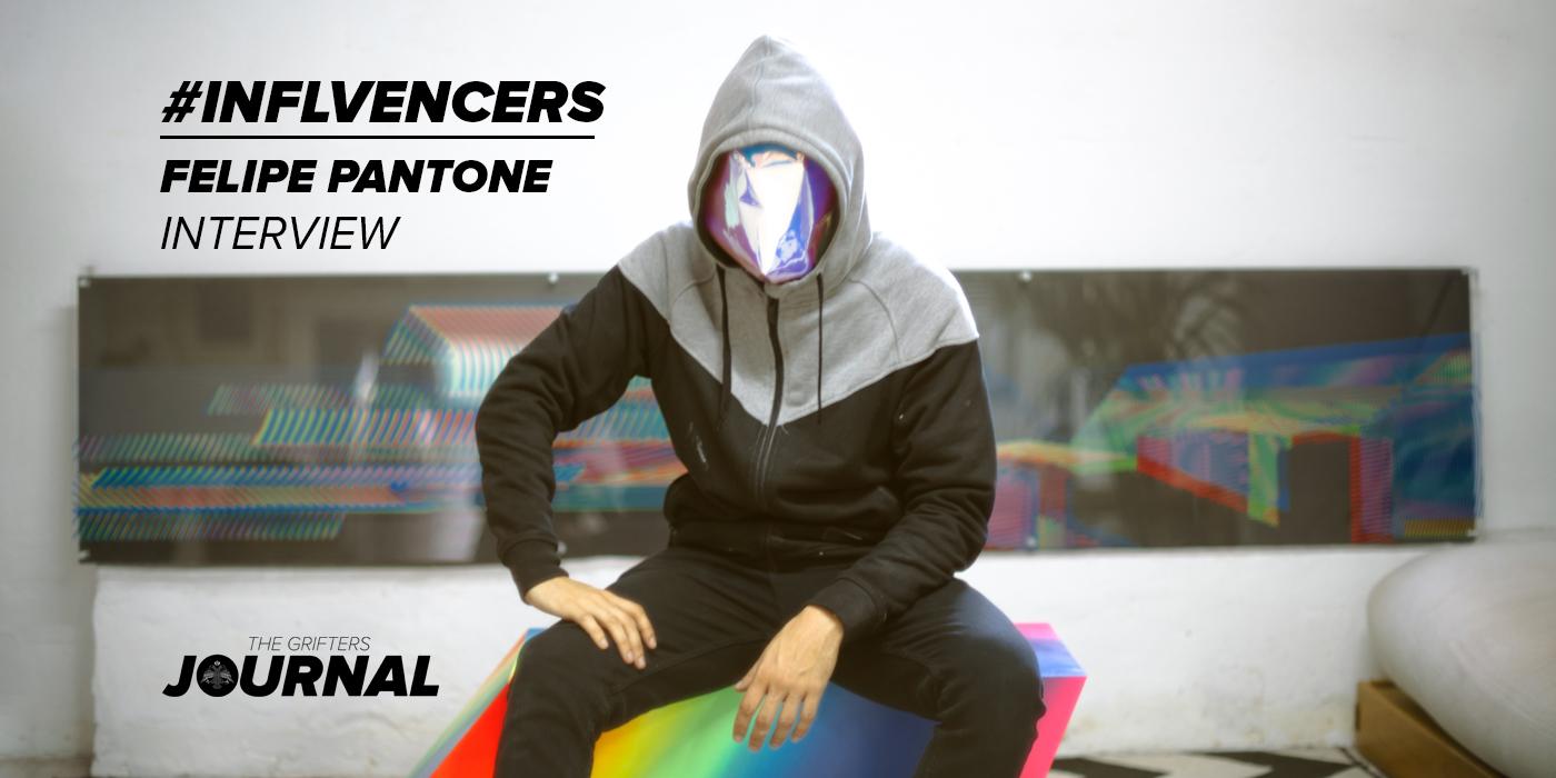 INFLVENCERS - FELIPE PANTONE INTERVIEW • The Grifters Journal Felipe Pantone