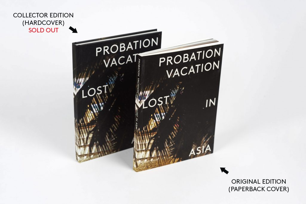 UTAH ETHER PROBATION VACATION BOOK COLLECTOR EDITION ORIGINAL EDITION SOFTCOVER PAPERBACK DIFFERENCE
