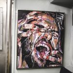 Australia Graffiti Scott Marsh Exhibition Sydney Train The Grifters Journal