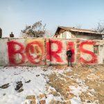 Good Guy Boris Montana Cans Ultra Wide Graffiti The Grifters