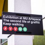 VIRALVANDALS EXHIBITION GRAFFITI MU EINDHOVEN ARTSPACE NETHERLANDS