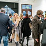 MOSES TAPS CORPORATE IDENTITY EXHIBITION PHOTO REACAP VERNISSAGE THE GRIFTERS