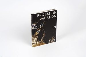 Graffiti Book Utah Ether Probation Vacation Lost in Asia The Grifters Publishing