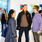 MOSES TAPS ART EXHIBITION EUROPA KOLLY GALLERY THE GRIFTERS JOURNAL