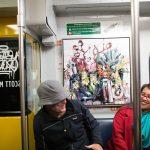 Australia Graffiti Scott Marsh Exhibition Sydney Train The Grifters Journal